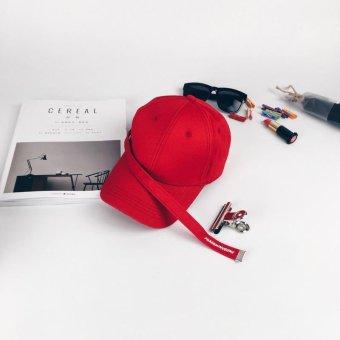 hip hop peaceminusone Gd unisex solid curved hats baseball cap menwomen snapback caps casquette gorras - intl - 2