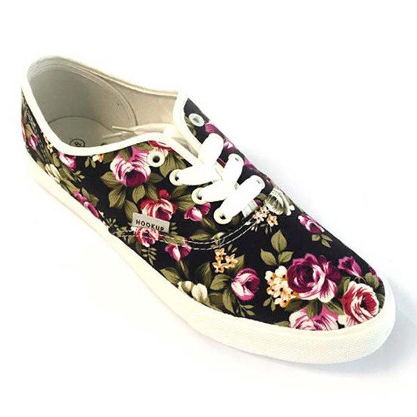 hook up floral shoes