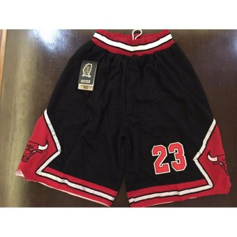 Hoops Chicago Bulls 23 Jersey Short (Black) Price Philippines