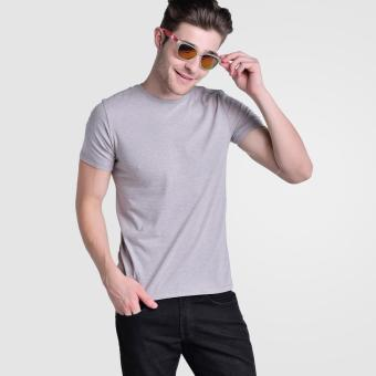 Huga Activewear Basic Tee (Grey)