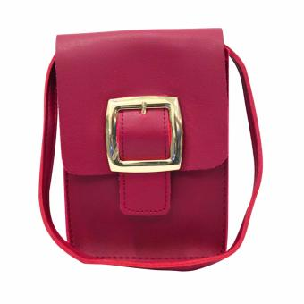 HW Mini Belt Style Sling Bag (Pink)