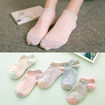 I women's Four Seasons women's Socks (919 short socks)