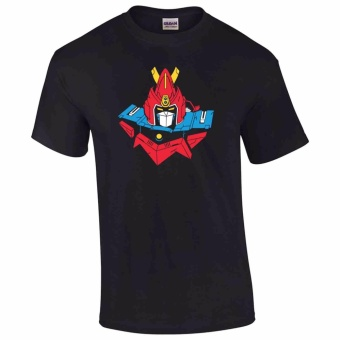 iGPrints VOLTES V 3D Shadowed Classic Design T-Shirt (Black)
