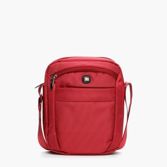 Harga Salvatore Mann Huan Sling Bag (Red)