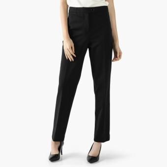 Harga SM Woman Career Slim Pants (Black)