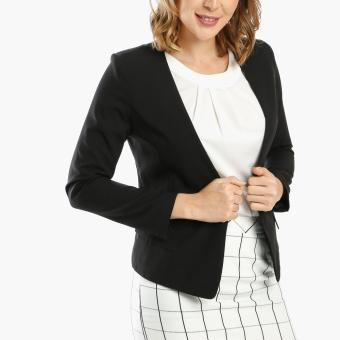 Harga SM Woman Career Twill Blazer (Black)