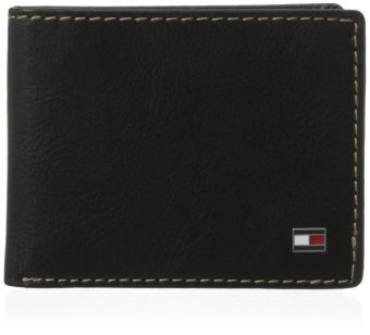 Tommy Hilfiger Logan Passcase Men's Wallet (Brown) Price Philippines