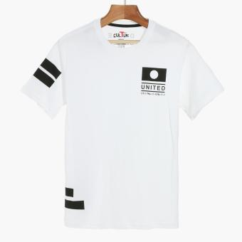 Tee Culture Boys Teens Graphic Tee (White) Price Philippines