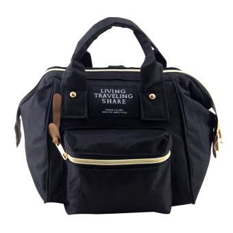 Karakter Manila Two way Hand Bag ( Black ) Price Philippines