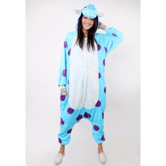 Harga Monster Adult Onesies Cosplay Costume