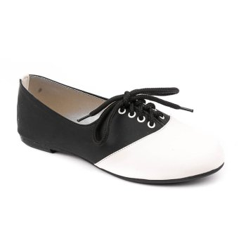 Harga Ms Oxford in Blk and Wht