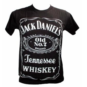 Harga Jack Daniels Men's Daniel's Label T-Shirt