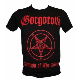 Harga Gorgoroth Twilight of the Idols T-shirt
