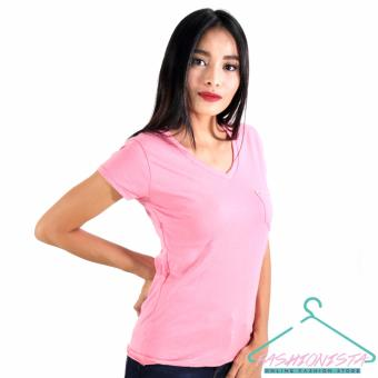 FASHIONISTA V-Neck Ladies Fashionable Blouse Price Philippines
