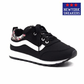 New York Sneakers Sara Rubber Shoes(BLACK) Price Philippines