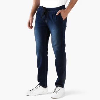 Harga Code Blue Mens Easy Denim Jeans (Blue)