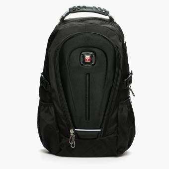 Harga Salvatore Mann Karashi Backpack (Black)