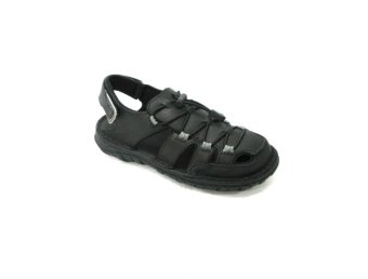 Harga Outland Travis Sandals (Black)