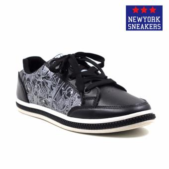 New York Sneakers Travis Rubber Shoes(BLACK) Price Philippines