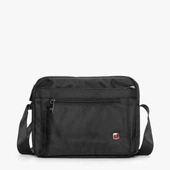 Harga Salvatore Mann Yuan Backpack (Black)