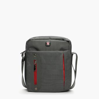 Harga Salvatore Mann Duyi Sling Bag (Gray)