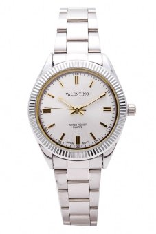 Valentino Women's Watch 20121680 (Silver/Silver Dial) Price Philippines