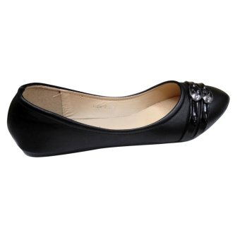 lucky flat shoes (black) Price Philippines