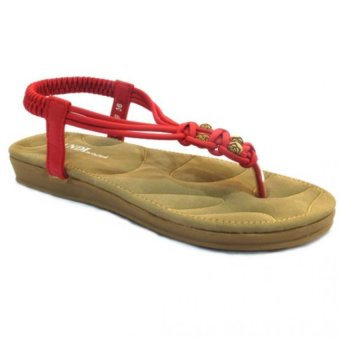 Harga Outland Andi 159179 Sandals (Red)