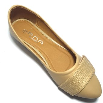 Fantasy & MNA Flat Doll Shoes 004 (Beige) Price Philippines