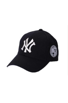 2016 New Hot NY Logo NewYork Yankees Snapback 9Fifty Baseball Cap Hip-Hop hat(Black) Price Philippines