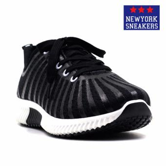 New York Sneakers Algy Rubber Shoes(BLACK) Price Philippines