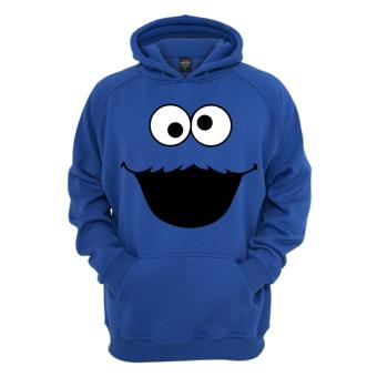Harga Asian Fit Cookie Monster Inspired Hoodie
