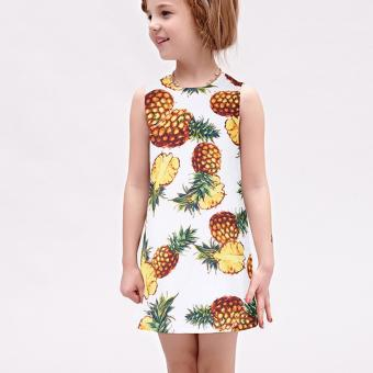 Fashionista | Pineapple Dress for Kids Price Philippines
