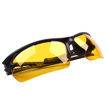 Night-Vision Goggles Sports Sunglasses Polarized Glasses Riding Mirror Yellow Price Philippines