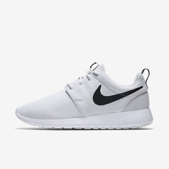 NIKE WOMEN ROSHE ONE SHOE WHITE 844994-101 US5.5-8.5 02' - intl Price Philippines
