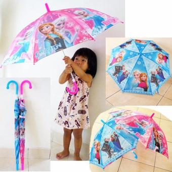 ZMB Kid's Umbrella Frozen Price Philippines