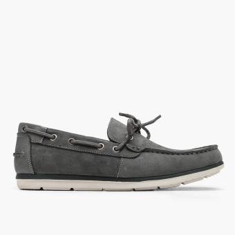 Milanos Mens Isle Loafers (Grey) Price Philippines