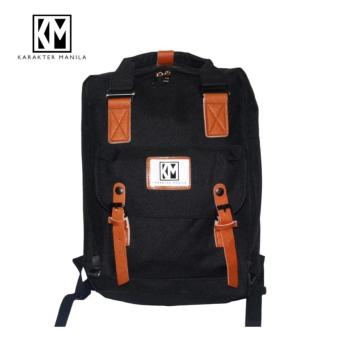 Karakter Manila candy Backpack (Black) Price Philippines