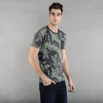 Rifle by Rodeo Drive Autumn Painted Tee (Green) Price Philippines