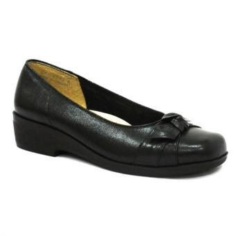 Harga Outland OL-114843 PEONY Shoes (Black)