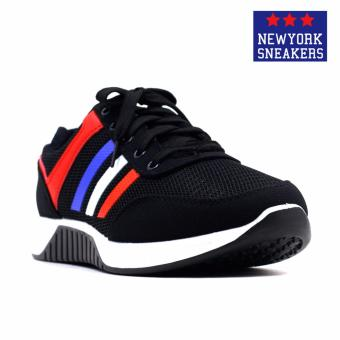 New York Sneakers Bartlett Rubber Shoes(BLACK) Price Philippines
