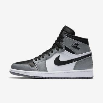 NIKE MEN AIR JORDAN 1 RETRO HIGH SHOE COOL GREY 332550-024 US7-11 01' - intl Price Philippines