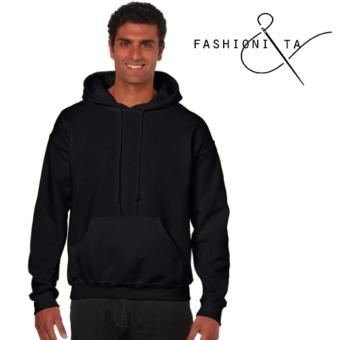 Fashionista 1989 Plain Black Hoodie Jacket Price Philippines
