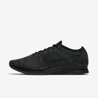 NIKE ADULT UNISEX FLYKNIT RACER RUNNING SHOE BLACK 526628-009 US5.5-11 01' - intl Price Philippines