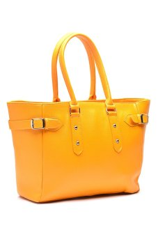 Harga Sugar Fab Tote Bag (Mustard Yellow)