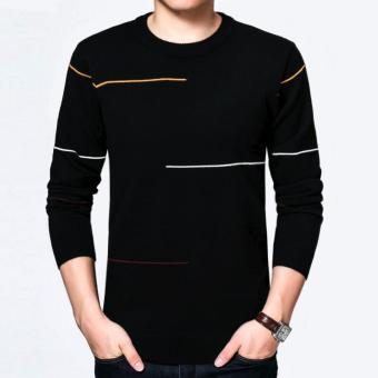 Fashionista Line Fashionable Sweater (Black) Price Philippines