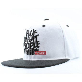 Cap Snapback Hip Hop Hat Men Basketball Cappelli Hip-Hop caps Black - intl Price Philippines