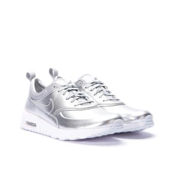 NIKE WOMEN AIR MAX THEA METALLIC SILVER SHOES 819640-001 US5.5-8.5 09H'   - intl Price Philippines
