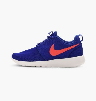 NIKE WOMEN ROSHE ONE SHOE ROYAL BLUE 844994-401 US5.5-8.5 09' Price Philippines