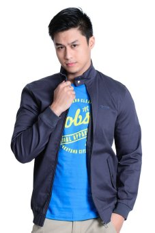 Harga Bobson Slim Fit Jacket (Blue)